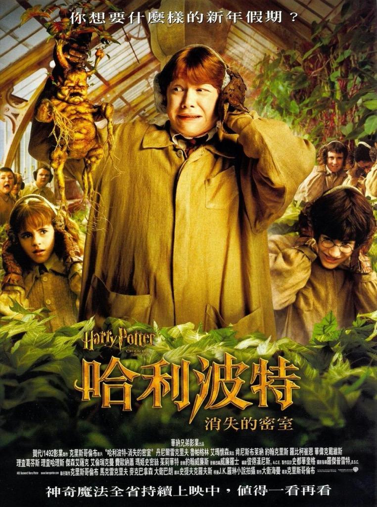 Affiche chambre des secrets - Harry potter chambre secrets streaming ...