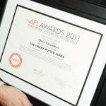 Chris Columbus aux AFI Awards 2012