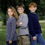 Emma, Dan, Rupert