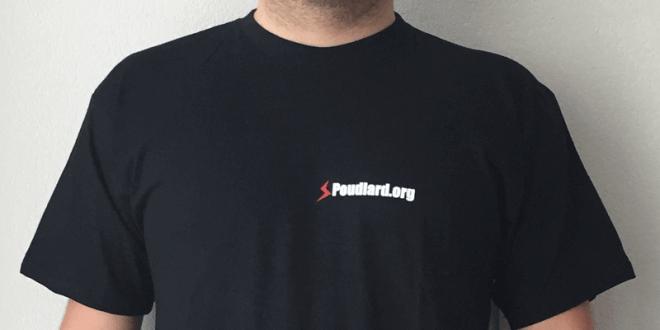 Découvrez les t-shirts Poudlard.org !