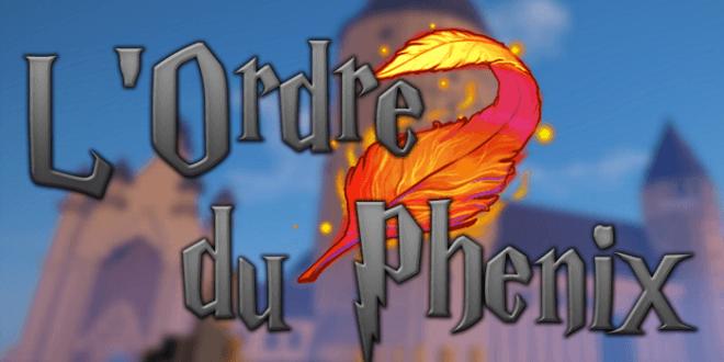 Découvrez l'Ordre du Phénix sur Minecraft !