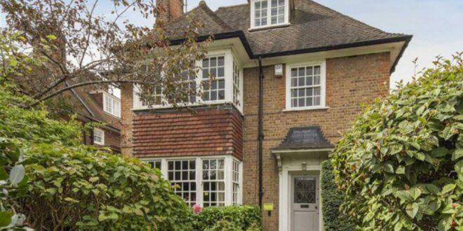 La maison des Granger est en vente