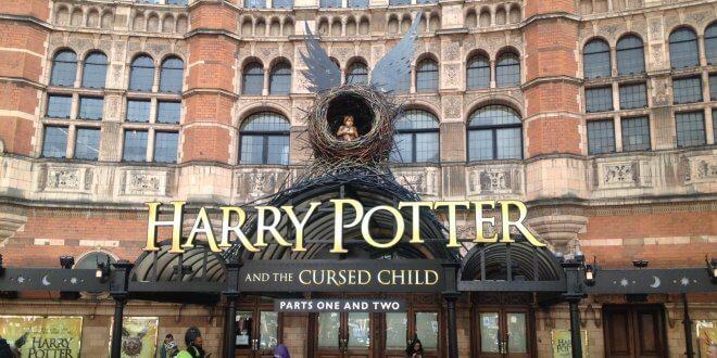 Luna, Lucius, Flitwick et James ont vu l'Enfant Maudit !