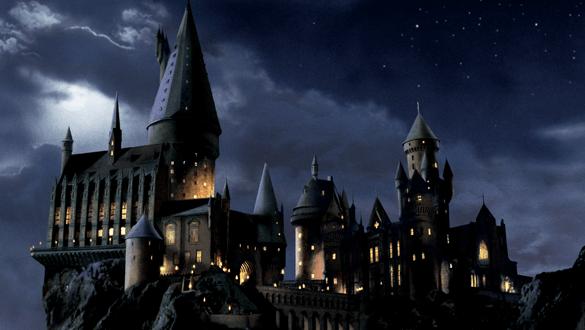 Une box officielle de produits dérivés Harry Potter