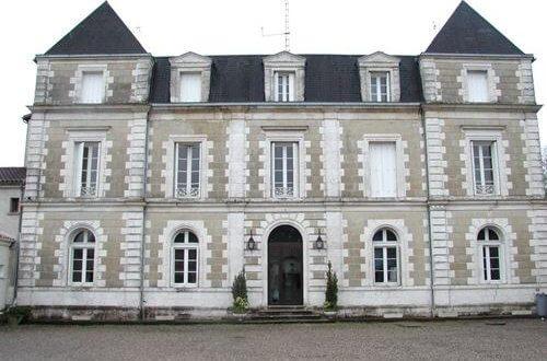 Bourgougnague, siège d'un futur Poudlard…