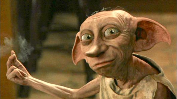 Une expo sur Dobby aux Studios de Londres