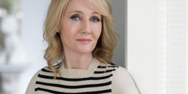 J.K. Rowling reçoit l'Ordre des Compagnons d'Honneur