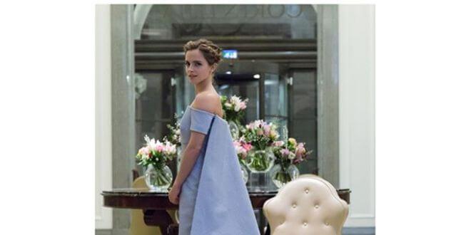 La mode éthique avec Emma Watson