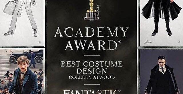 Oscars : une statuette pour les Animaux Fantastiques