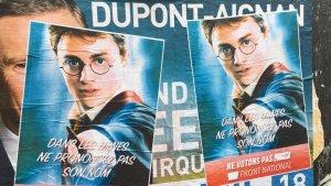 Quand Harry Potter s'invite aux élections présidentielles