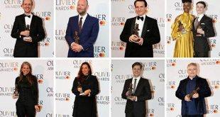 9 Olivier awards pour l'équipe de l'Enfant Maudit