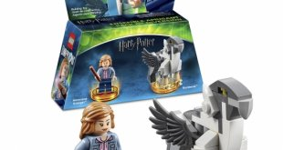 mini-figurines Hermione et Buck