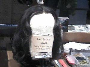 Cheveux de Rogue
