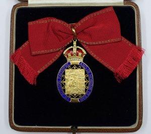 Médaille des Compagnons d'Honneur