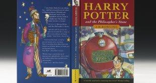 Première édition d'Harry Potter and the Philosopher's Stone