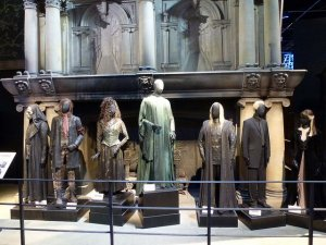 Voldemort et ses Mangemorts