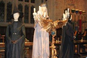 Costumes de Dumbledore, Rogue et McGonagall