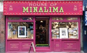House of MinaLima, London