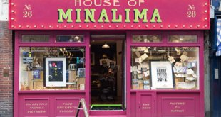 House of MinaLima, London
