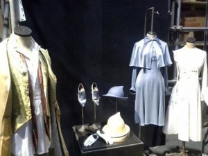 Costumes de Lockhart et Fleur Delacour