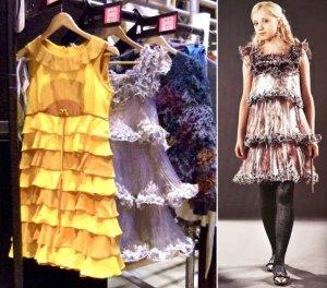 Les robes de Luna Lovegood
