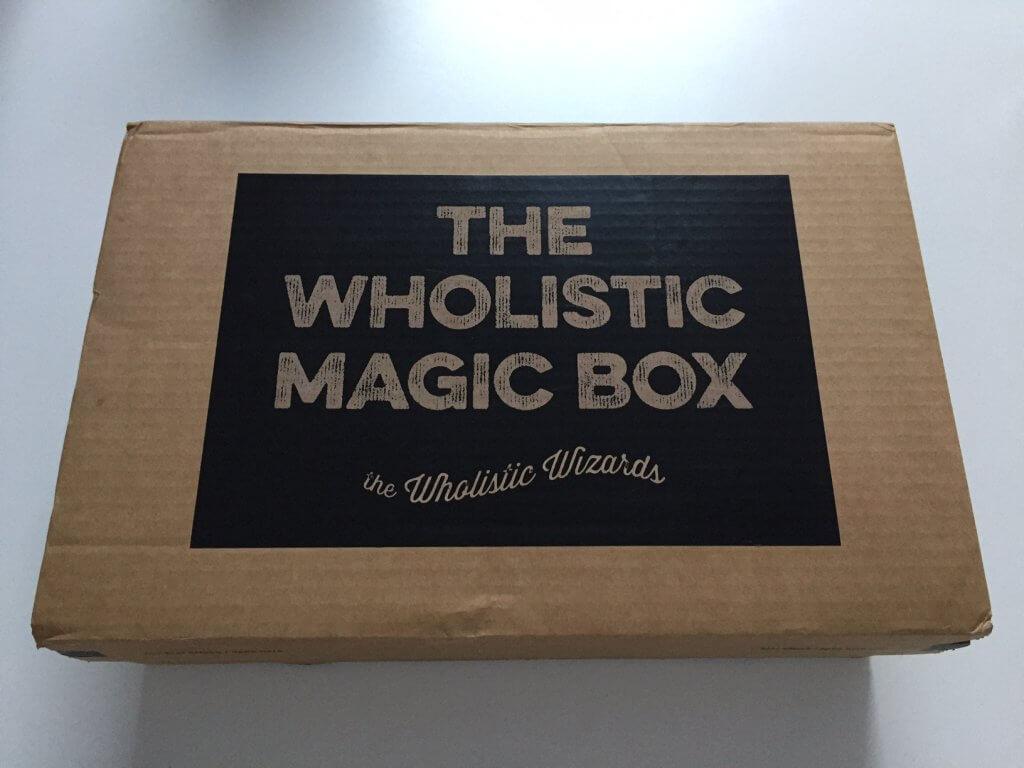 Wholistic Magic Box 1