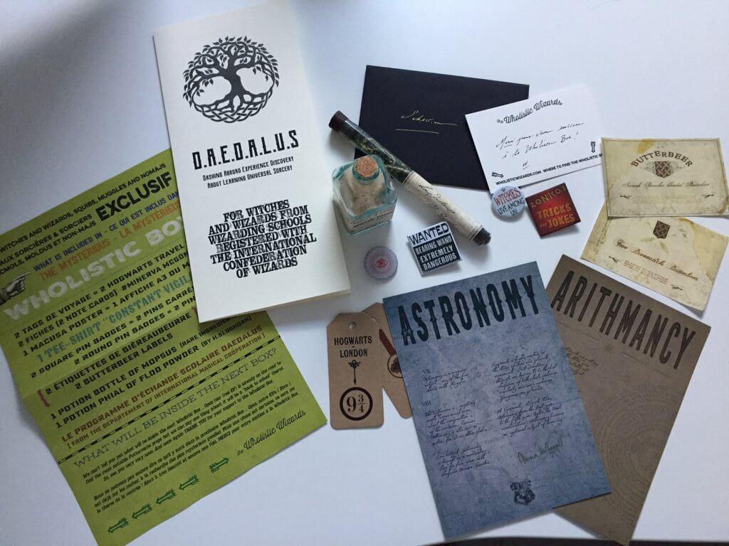 Wholistic Magic Box 3