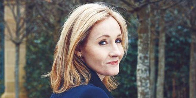 Joyeux anniversaire JK Rowling !