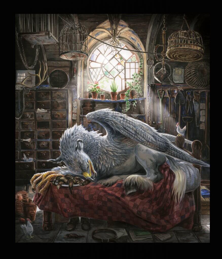 Harry Potter Et Le Prisonnier D Azkaban Illustre Poudlard Org