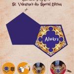 St Valentin Carte Chocogrenouille
