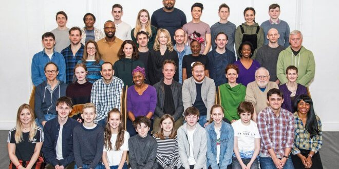 Nouvelles têtes et nouveaux billets pour l'Enfant Maudit à Londres