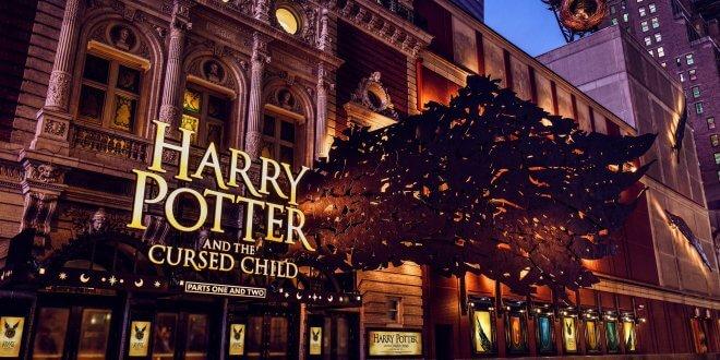 Harry Potter et l'Enfant Maudit à New-York … le théâtre se prépare !