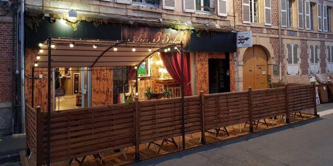 Charleville-Mézières ouvre son propre restaurant «Aux 3 Balais»