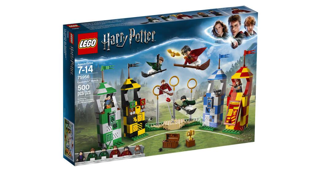 De nouveaux Lego Harry Potter annoncés