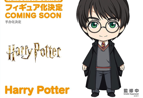 Figurines Harry Potter : place aux Nendoroids