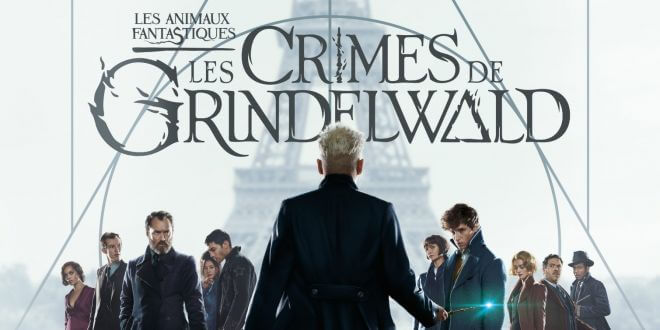 Résultats du concours Cinéma «les Crimes de Grindelwald»