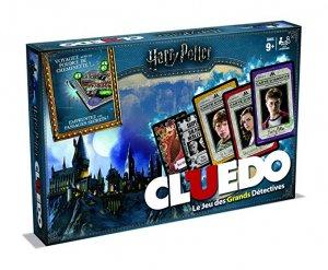 Jeux Harry Potter : Cluedo Harry Potter
