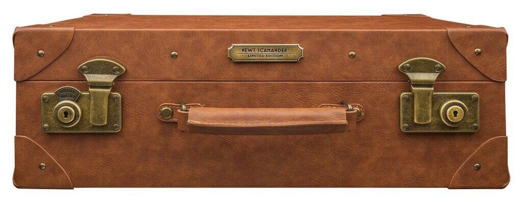 valise de Norbert Dragonneau
