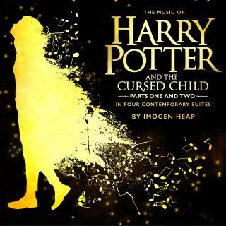 Album «Harry Potter et l'enfant maudit»