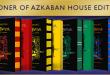 Le prisonnier d'Azkaban réédité