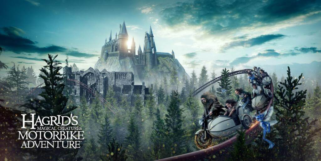 Une nouvelle attraction débarquera au parc Harry Potter à Orlando