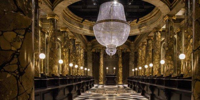 Gringotts ouvre ses portes à Londres