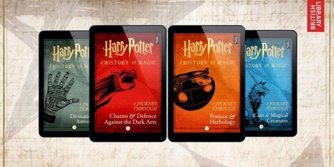 Quatre nouveau eBook pour un apprentissage de la magie
