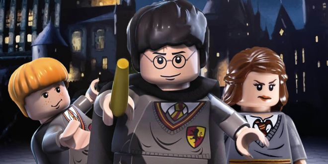 Une expo Lego Harry Potter à Lyon
