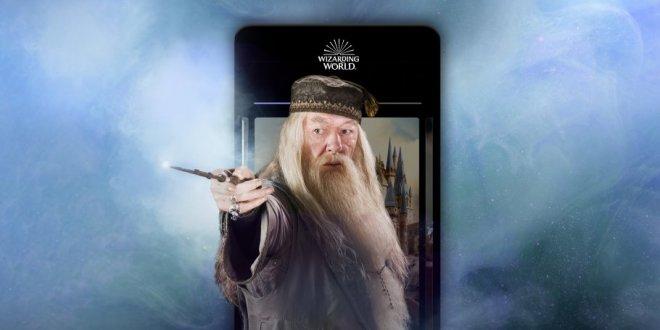 Une application Wizarding World à venir