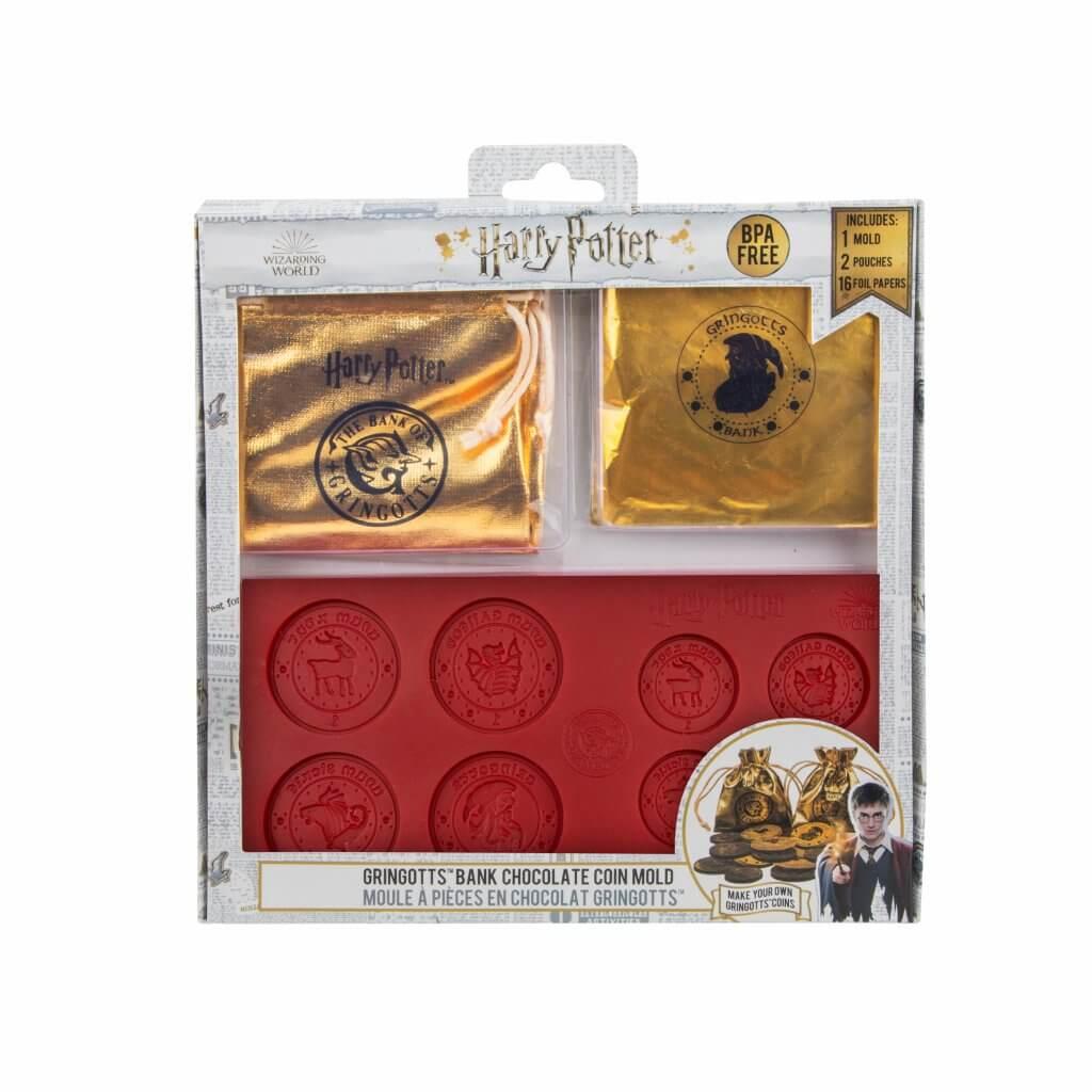 Packaging du moule à pièces Gringotts