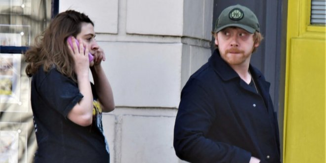 Rupert Grint bientôt papa