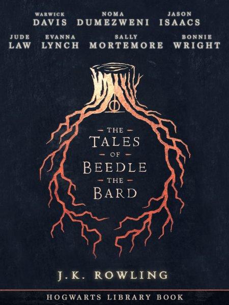 Les Contes de Beedle le Barde en version audio