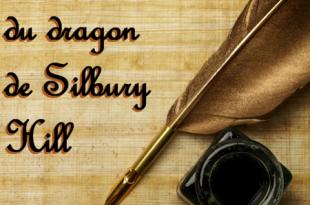#unJourUnePlume Jour 3 La légende du dragon de Sylbury Hill