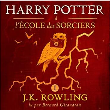 Entre Harry Potter at Home et Audible Stories, les fans de Harry Potter auront de quoi s'occuper !